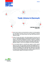 Trade unions in Denmark