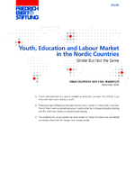 Youth, education and labour market in the Nordic countries