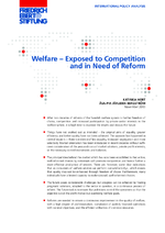 Welfare - exposed to competition and in need of reform