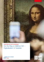 On the way to welfare 4.0 - digitalisation in Sweden