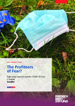 The profiteers of fear? Sweden