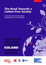 The road towards a carbon-free society - A Nordic-German trade union cooperation on just transition. Iceland