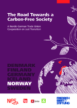 The road towards a carbon-free society - A Nordic-German trade union cooperation on just transition. Norway